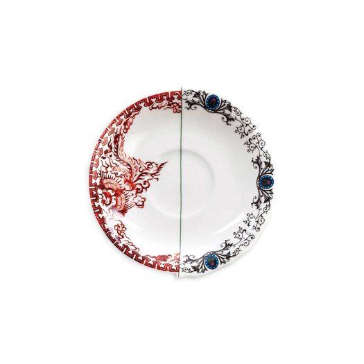 Zora Hybrid Porcelain Teacup And Saucer