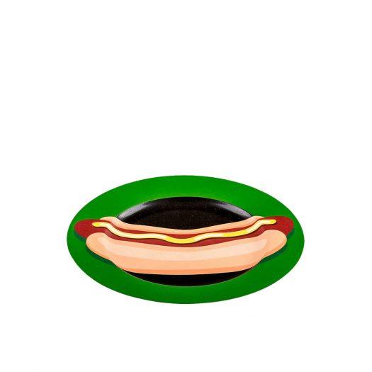Studio Job Hot Dog Porcelain Plate 27cm