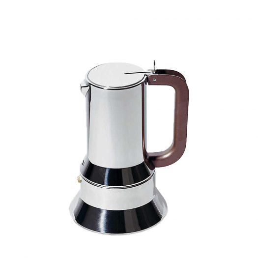 9090 Steel Espresso Maker 7cl