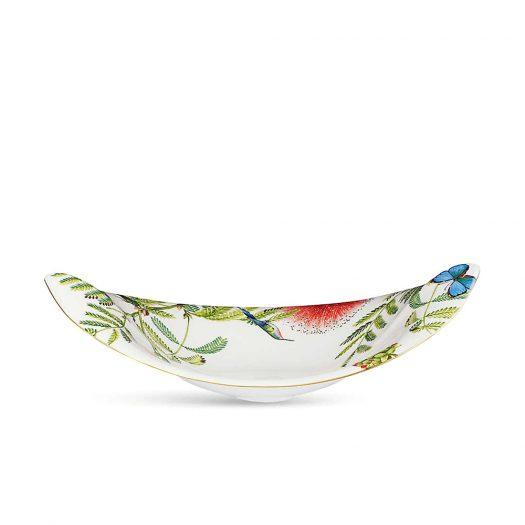 Amazonia Porcelain Serving Bowl 47cm