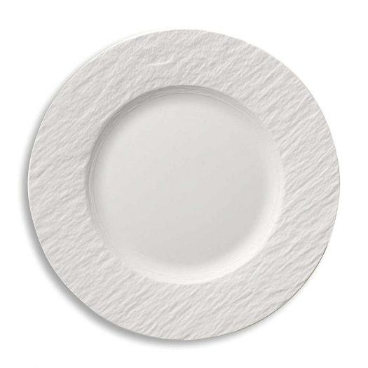Manufacture Blanc Porcelain Salad Plate 22cm