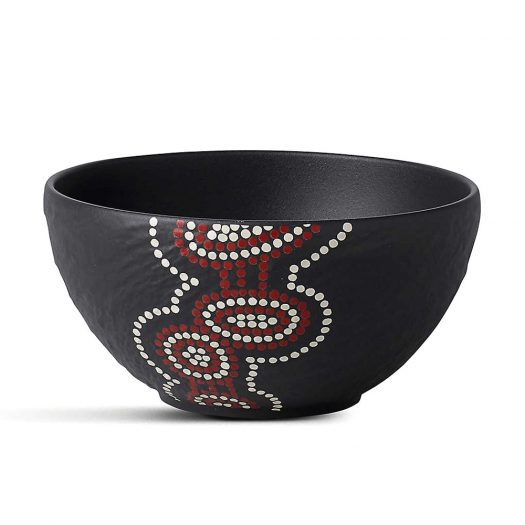 Manufacture Rock Desert Porcelain Bowl 14cm