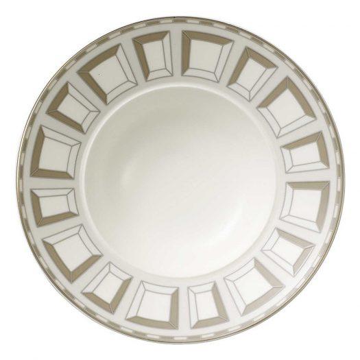 La Classica Contura Porcelain Dessert Bowl 20cm