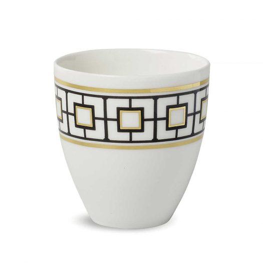 MetroChic Premium Bone Porcelain Tea Cup