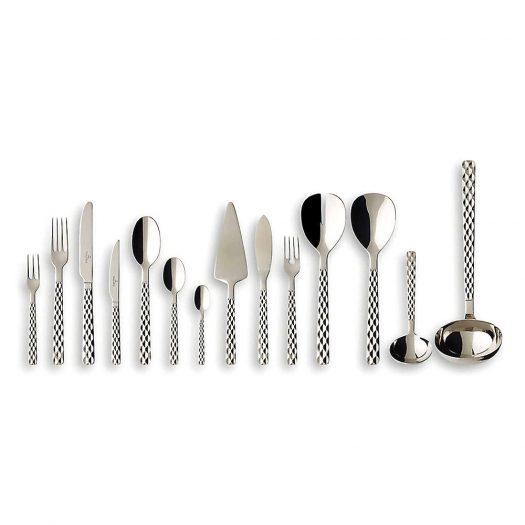 Villeroy & Boch Boston 113-Piece Stainless Steel Cutlery Set