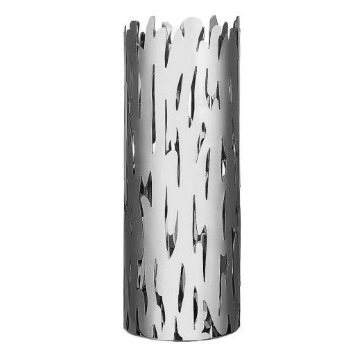 Barkvase Steel Flower Vase