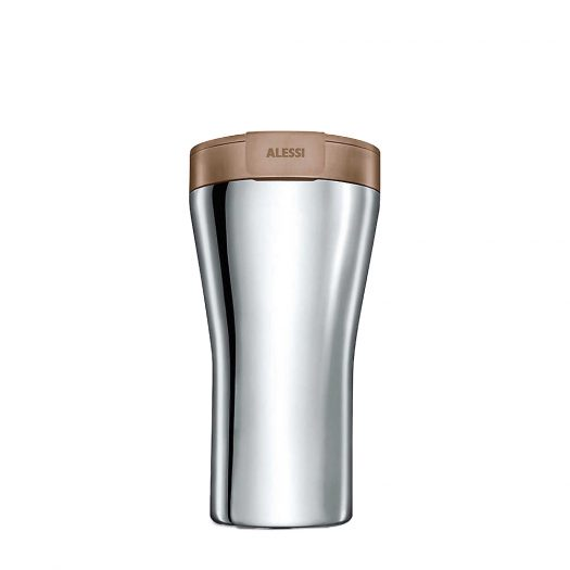 Caffa Stainless Steel Reusable Coffee Cup 400ml
