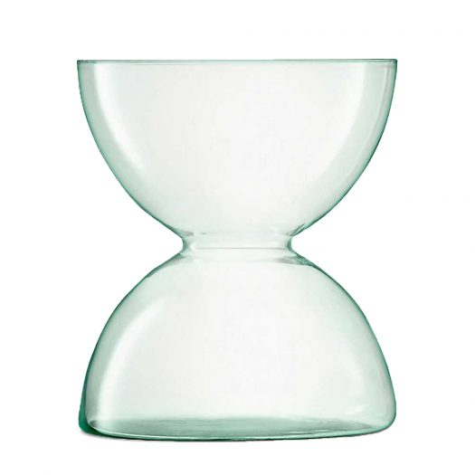 Canopy Recycled Glass Vase 24cm