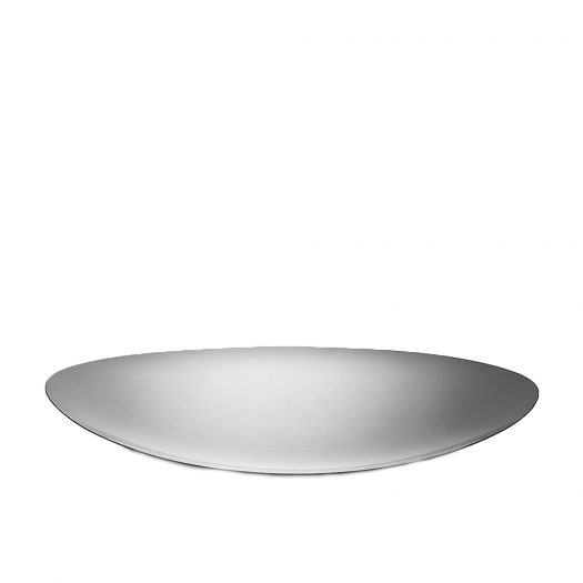 Colombina Stainless Steel Small Serving Plate 34cm