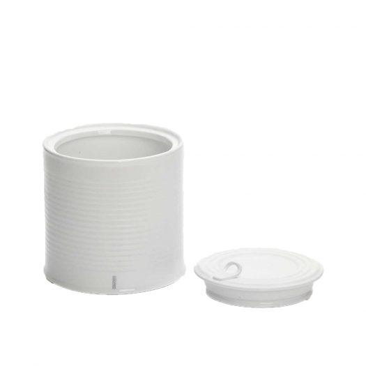 Estetico Quotidiano Porcelain Biscuit Jar 15.5cm
