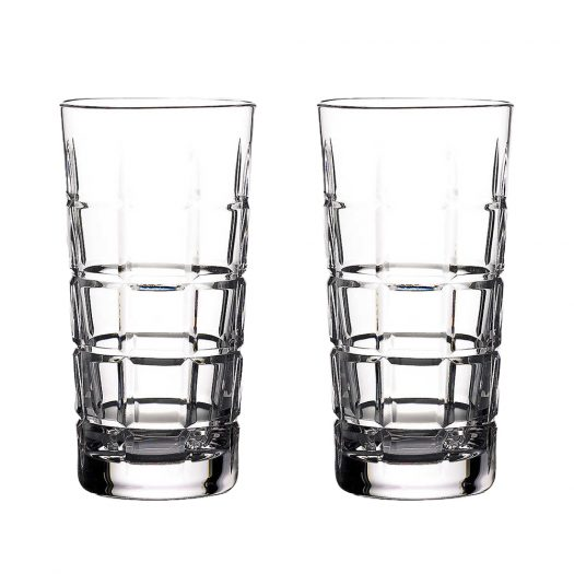 Waterford Gin Journey Cluin Hi Ball Glasses - Set of Two