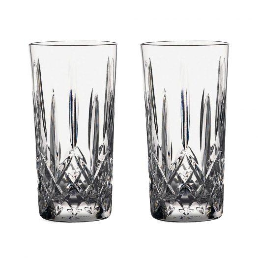 Gin Journey Lismore Hi Ball Glasses Set of Two