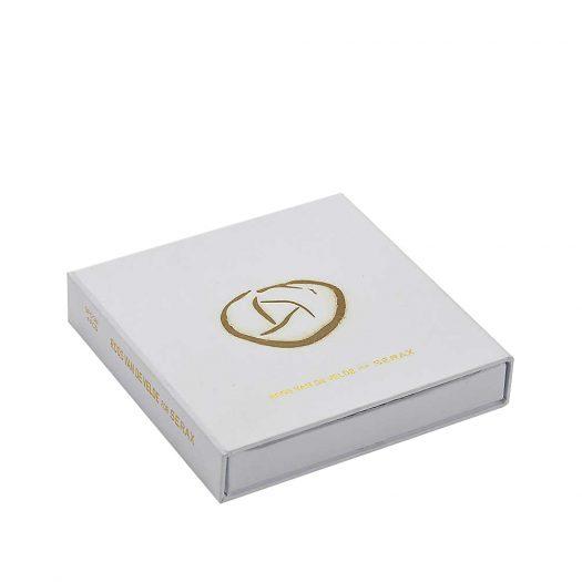Gold-gilded Steel Teaspoon Gift Box 4 x 13.7cm
