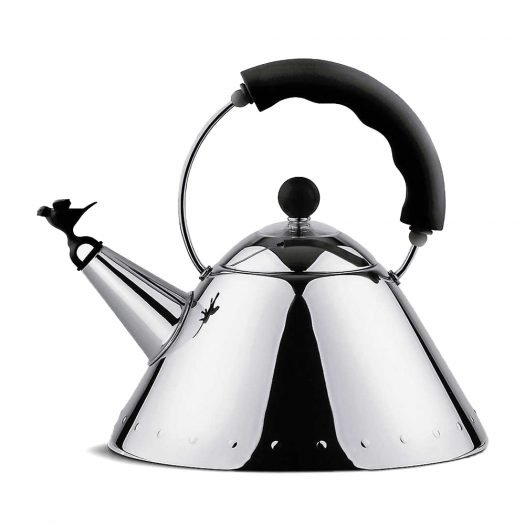Kettle with Bird-shaped Whistle