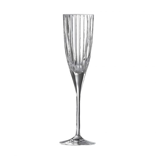 Waterford Linear Champagne Glasses Set of Six