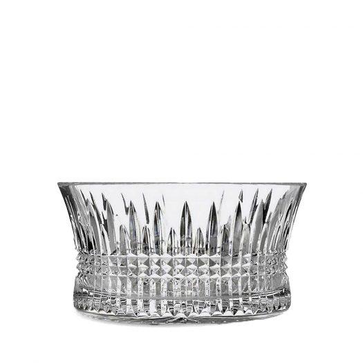 Lismore Diamond Crystal Bowl Centrepiece 2.76kg