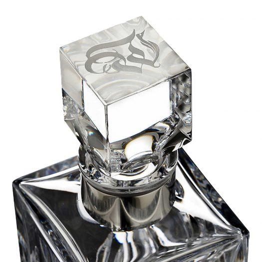 Lismore Short Stories Revolution Crystal Decanter