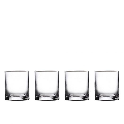 Waterford Marquis Moments Double Old Fashioned Glasses Set of 4