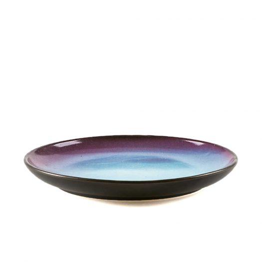 Cosmic Diner Neptune Porcelain Side Plate 16.5cm