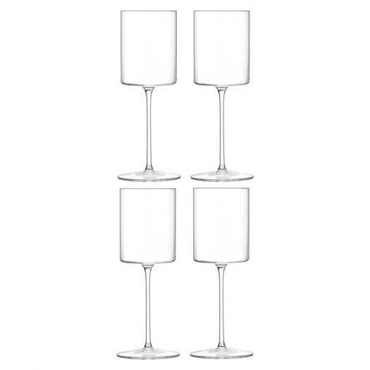 Otis White Wine Glasses Set of Four