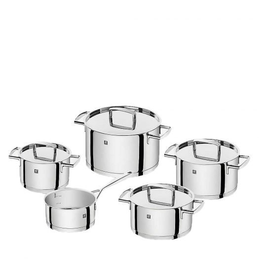 Zwilling J.A Henckels Passion Cookware Set of Five