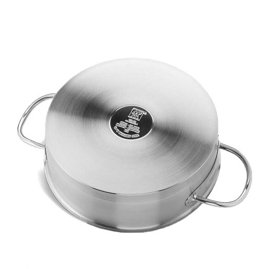 Prime Simmering Pan with Lid 24cm