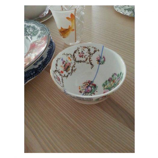 Irene Hybrid Porcelain Fruit Bowl 10.5cm