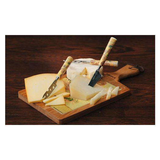 Van Gogh Sunflowers Set of Cheese Knives