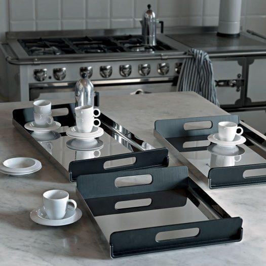 Vassily Medium Tray with Handles 45cm