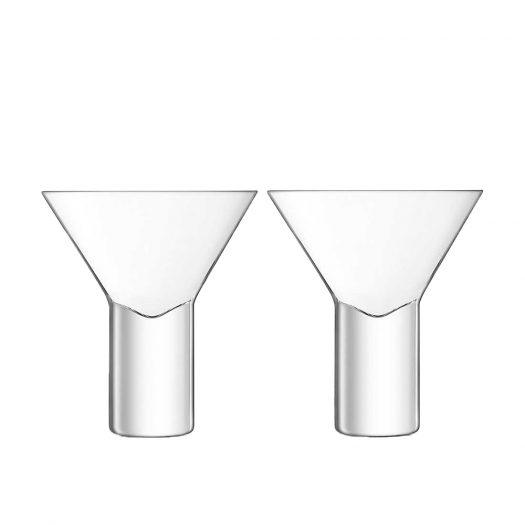 Vodka Cocktail Glasses Set of Two