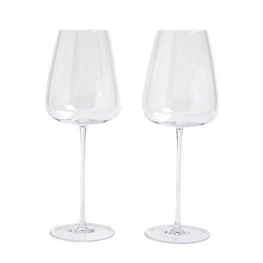 White Wine Goblets Set of Two 690ml