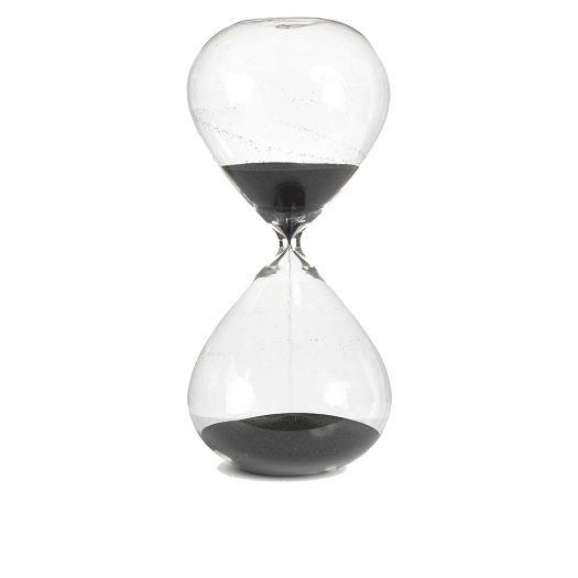 Pols Potten Medium Hourglass With Coloured Sand 30cm