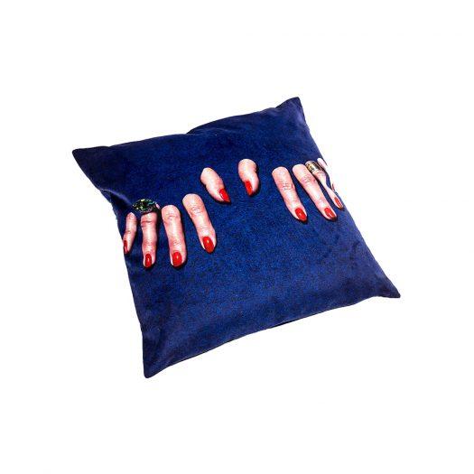 Fingers Cushion Cover 50cm X 50cm