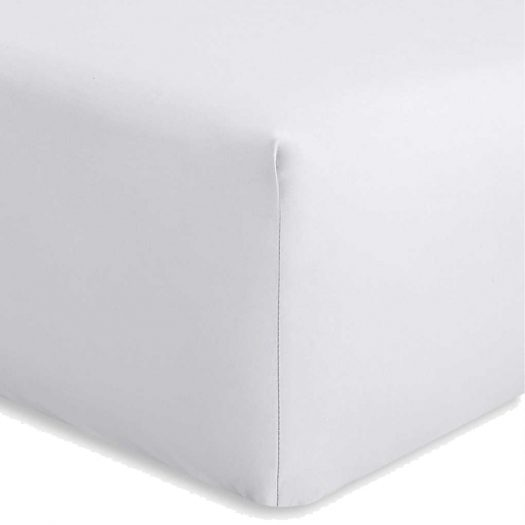 Sense Cotton And Modal-blend Double Fitted Sheet 200cm X 140cm