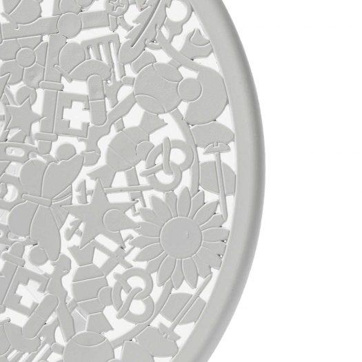 Industry Cast-aluminium Table 74cm