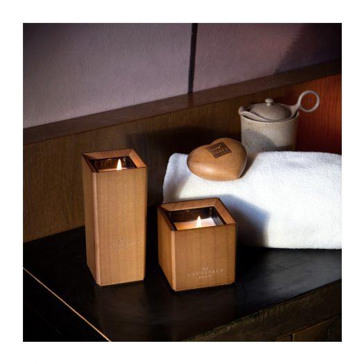 Hejas Incense Kit 3 Candle 90 g