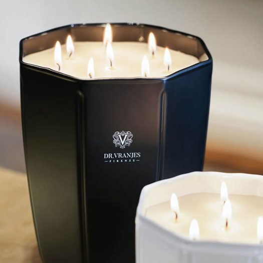 Ambra Scented Candle 500 gr