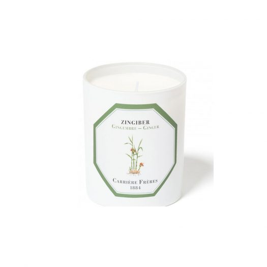 Ginger Scented Candle 185 gr