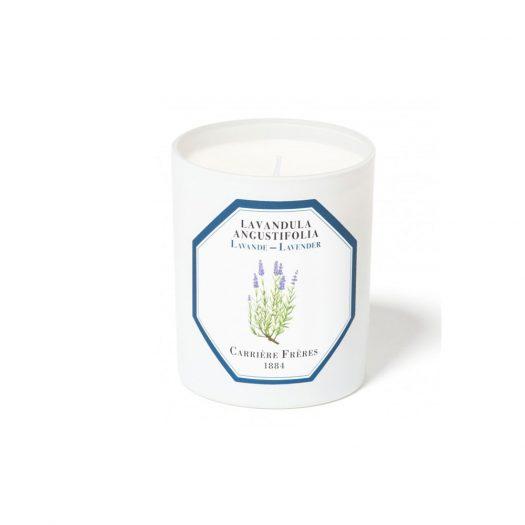 Lavender Scented Candle 185 gr