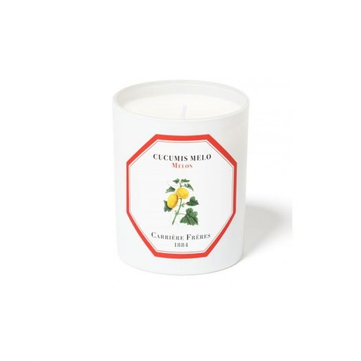 Melon Scented Candle 185 gr
