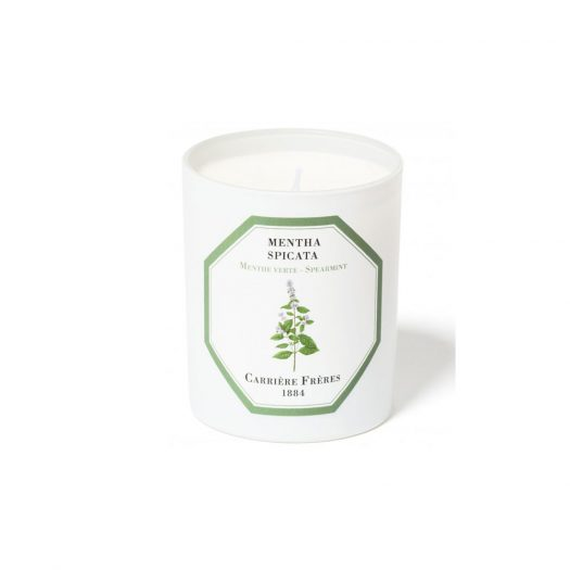 Spearmint Scented Candle 185 gr