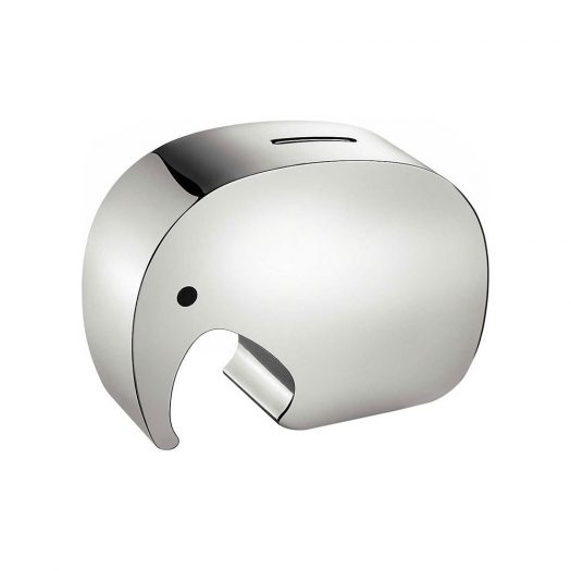Moneyphant Stainless Steel Money Box