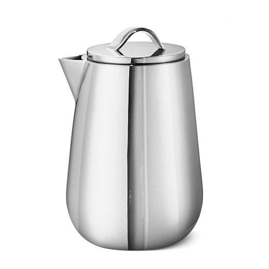 Helix Stainless Steel Milk Jug 12.2cm