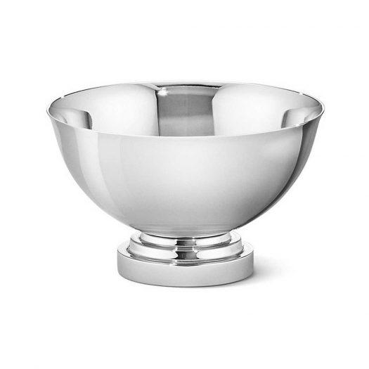 Manhattan Small Stainless Steel Bowl 12cm