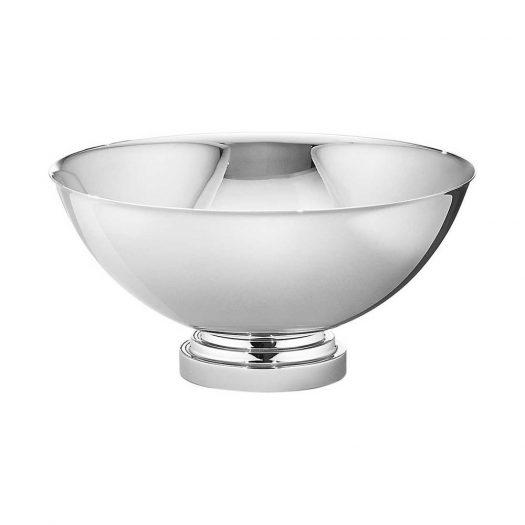 Manhattan Medium Stainless Steel Bowl 20cm