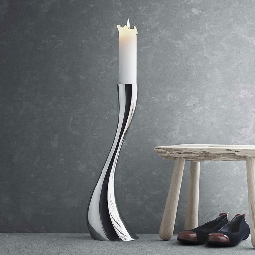 Cobra Floor Candle Holder