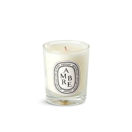 Ambre Mini Scented Candle 70g
