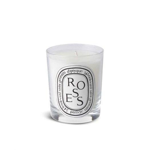 Roses Scented Candle 190g