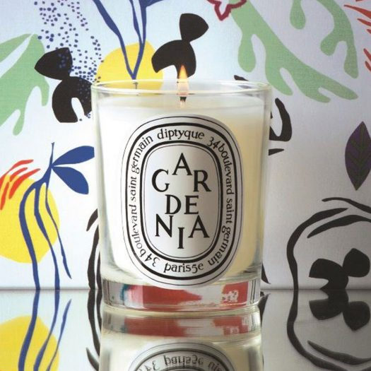 Gardenia Scented Candle 190g