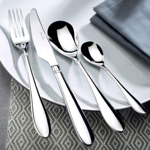 Henley Stainless Steel 44-Piece Cutlery Set